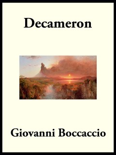 The Decameron cover image