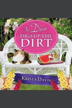 The diva digs up the dirt cover image
