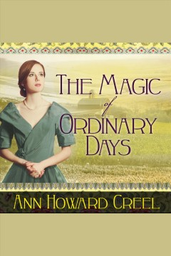 The magic of ordinary days cover image