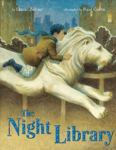 Night library cover image