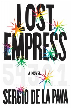 Lost empress cover image
