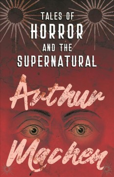 Tales of horror and the supernatural. Volume one cover image