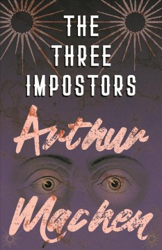 The three impostors cover image