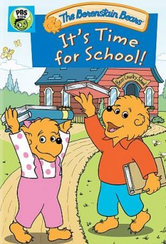 Berenstain Bears. It's time for school! cover image