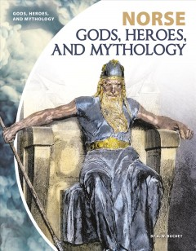 Norse gods, heroes, and mythology cover image
