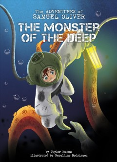 The monster of the deep cover image