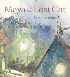 Maya and the lost cat cover image