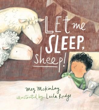 Let me sleep, sheep! cover image