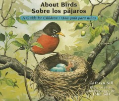 About birds : a guide for children cover image