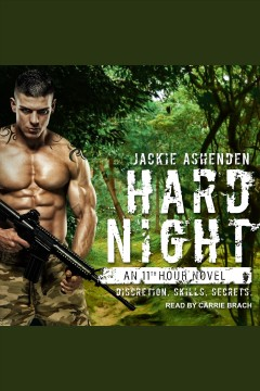 Hard night cover image