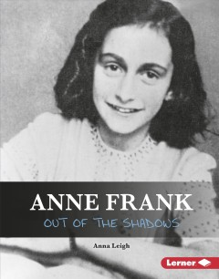Anne Frank : out of the shadows cover image