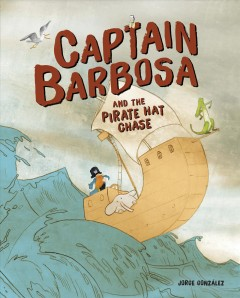 Captain Barbosa and the pirate hat chase cover image