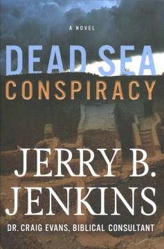 Dead Sea Conspiracy cover image