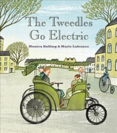The Tweedles go electric cover image