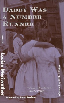 Daddy was a number runner cover image