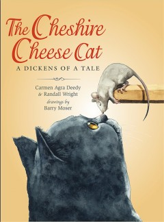 The cheshire cheese cat : a dickens of a tale cover image