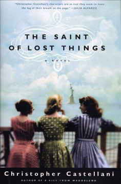 The saint of lost things : a novel cover image