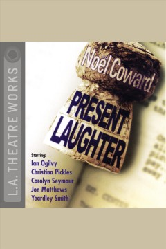 Present laughter cover image