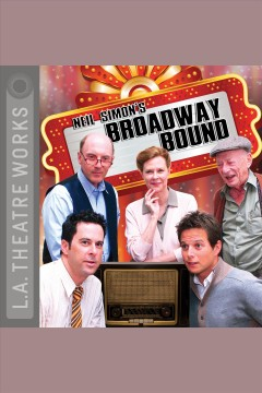 Broadway bound cover image