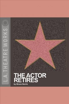 The actor retires cover image