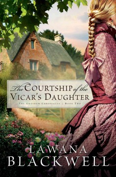 The courtship of the vicar's daughter cover image
