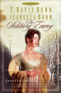 The solitary envoy cover image