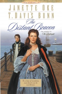 Distant Beacon, The cover image