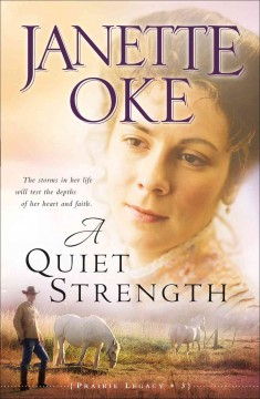 A quiet strength cover image