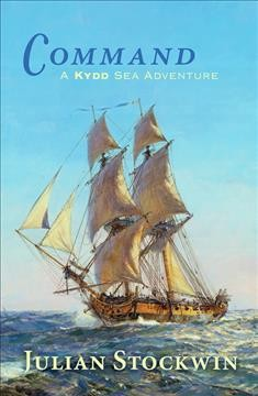 Command: a Kydd sea adventure cover image
