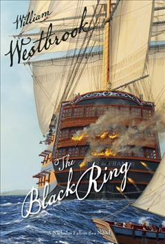 The black ring cover image