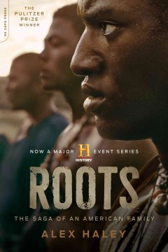 Roots the saga of an American family cover image