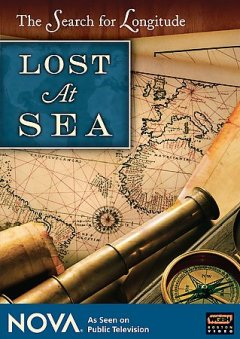 Lost at sea the search for longitude cover image