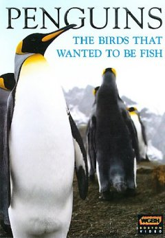 Penguins the birds that wanted to be fish cover image