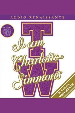 I am Charlotte Simmons cover image