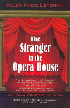 The stranger in the opera house : an Emma Winberry mystery cover image