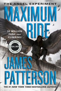 Maximum ride: the angel experiment cover image
