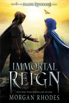 Immortal reign : book 6 in the Falling kingdoms series cover image