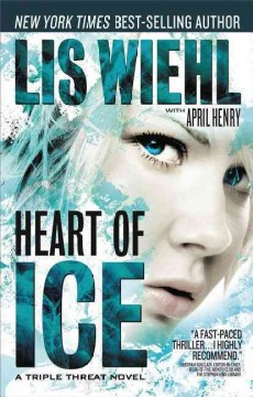 Heart of ice cover image