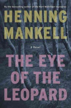 The eye of the leopard cover image