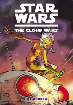 Star Wars, the clone wars : crash course cover image