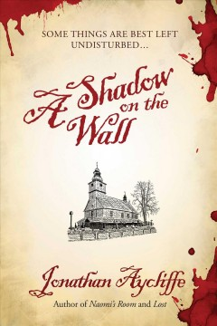 A shadow on the wall : a novel cover image