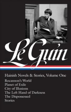 Hainish novels & stories. Volume one cover image