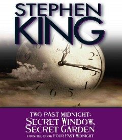 Secret window, secret garden cover image