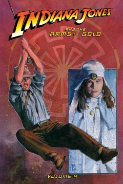 Indiana Jones and the arms of gold. Part 4 cover image