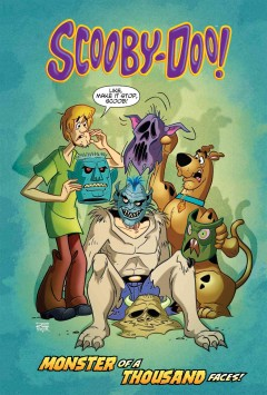 Scooby-Doo! : monster of a thousand faces! cover image