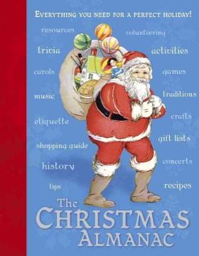 The Christmas almanac cover image