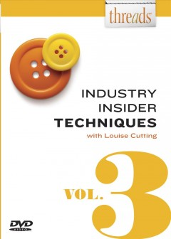 Threads industry insider techniques. Volume 3 cover image