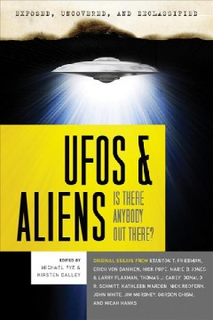 UFOs and aliens : is there anybody out there? cover image