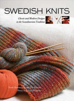 Swedish knits : classic and modern designs in the Scandinavian tradition cover image