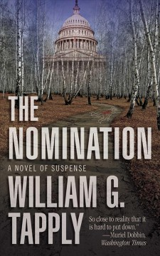 The nomination : a novel of suspense cover image